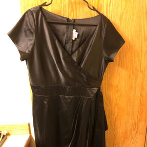 Pinup Couture Black Dress XL